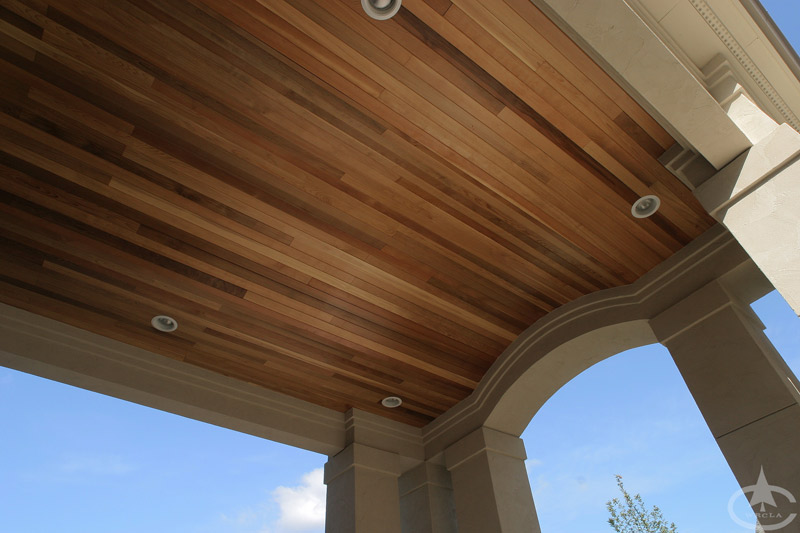 Panelling Soffits And Outdoor Wood Photo Gallery