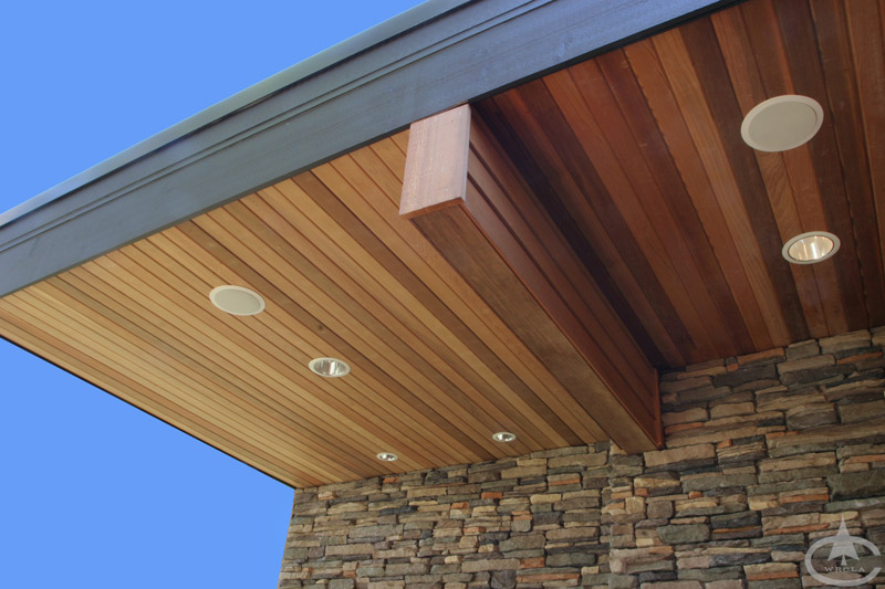 Panelling Soffits And Outdoor Wood Photo Gallery Haida Forest Products